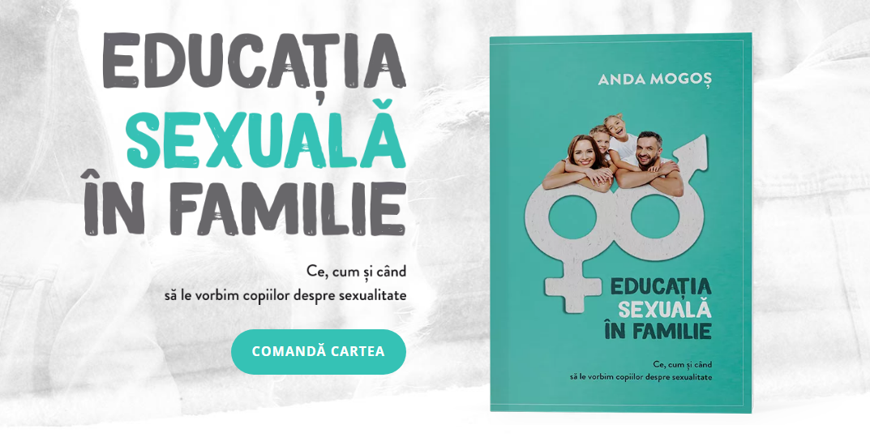 Recomandare carte – Educația sexuală în familie