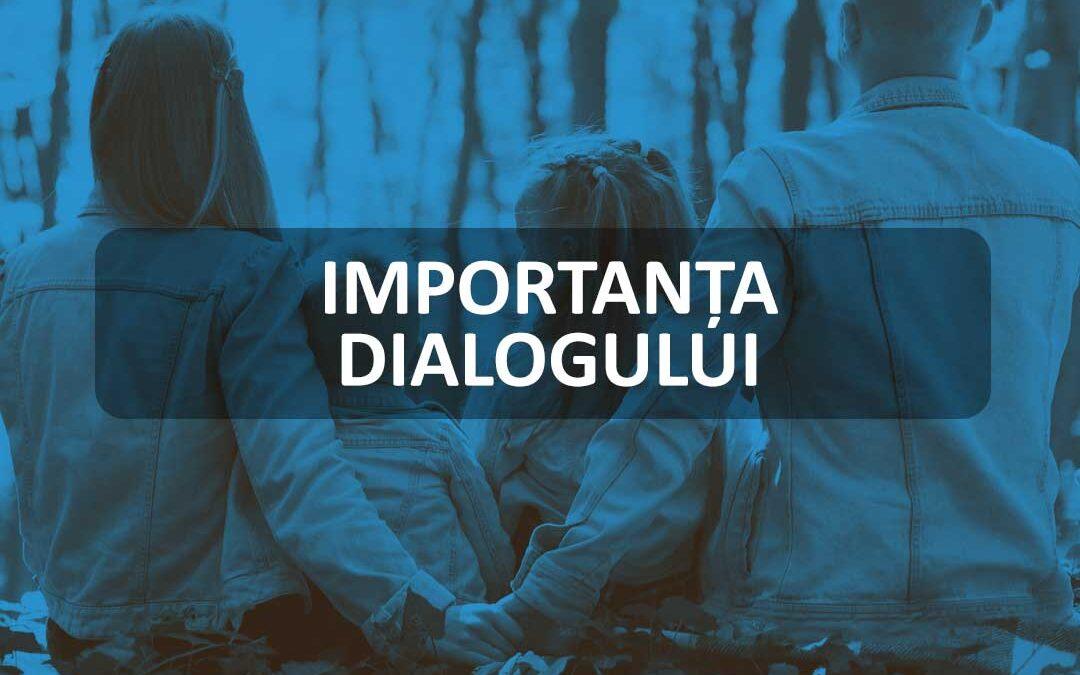 Importanta dialogului – EP6 S2